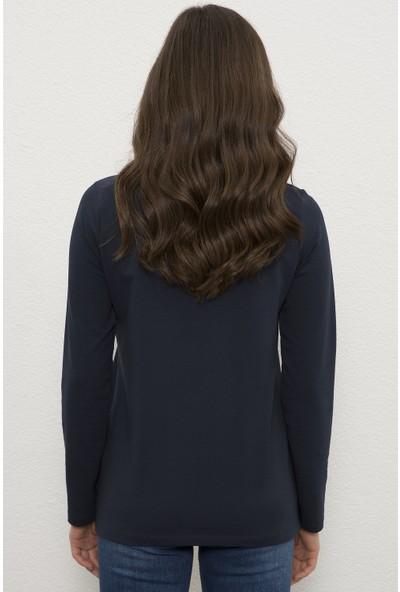 U.S. Polo Assn. Lacivert Sweatshirt 50228456-VR033