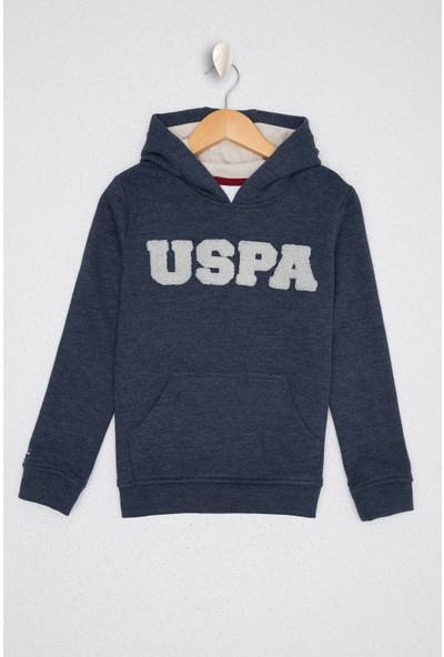 U.S. Polo Assn. Erkek Çocuk Lacivert Sweatshirt Basic 50228533-VR120