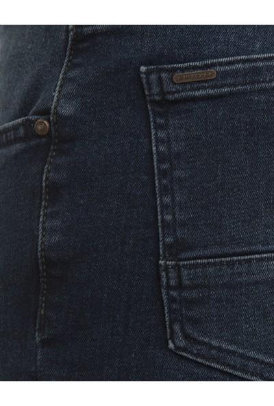 Pierre Cardin Indigo Slim Fit Denim Pantolon 50227648-VR028