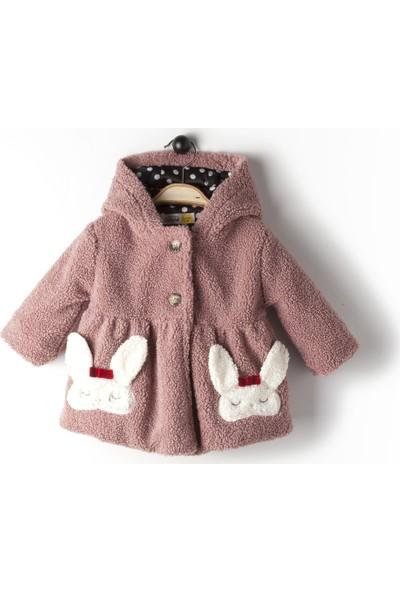 Cumino Rabbit Baby Kız Mont