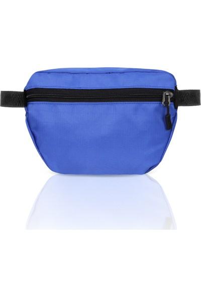 Cambridge Polo Club Kadın Bel Çantası PLEVR50058 Mavi