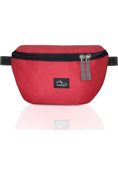 Cambridge Polo Club Kadın Bel Çantası PLEVR50057 Kırmızı