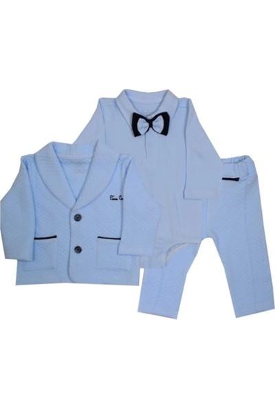 Pierre Cardin Erkek Bebek Takım Elbise