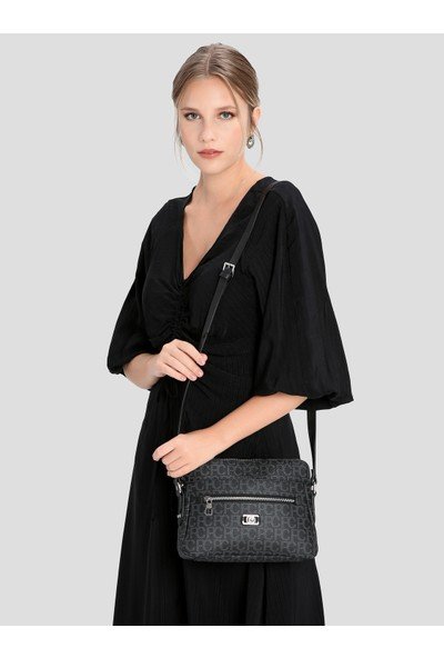 Pierre Cardin Kadın Çanta Siyah 05PO16K1121-AL S