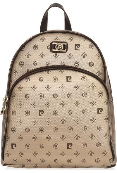 Pierre Cardin Kadın Çanta Altın Logolu 05PO16K1167-BO A