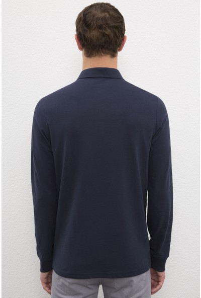 U.S. Polo Assn. Erkek Lacivert Sweatshirt Basic 50225335-VR033