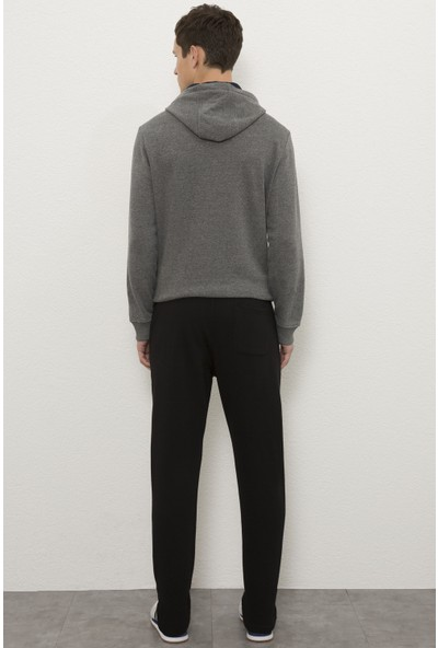 U.S. Polo Assn. Erkek Siyah Örme Pantolon 50232020-VR046