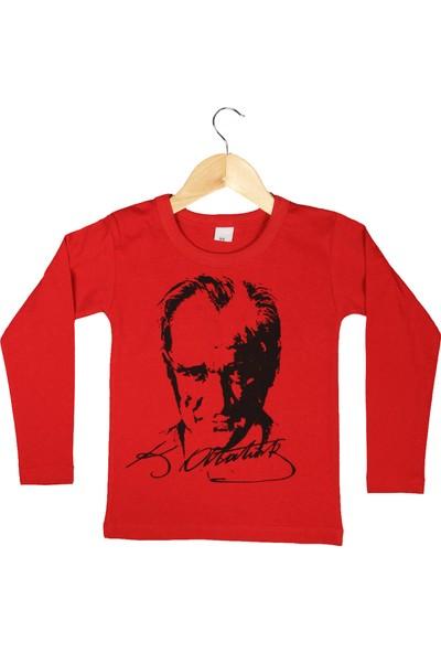 Rambek Atatürk Baskılı Tişört