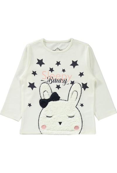 Civil Girls Kız Çocuk Pijama Takımı 2-5 Yaş Somon