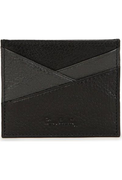 Pierre Cardin Erkek Siyah Kartlık 50235444-001