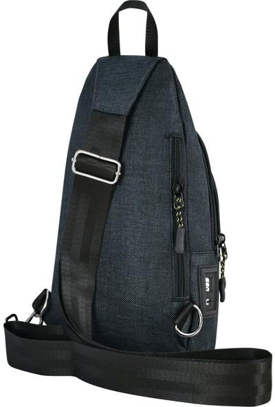 Seventeen Roxy Kanvas 6 Gözlü Su Geçirmez Bodybag R-3472