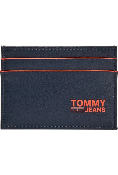 Tommy Hilfiger Kadın Tjm cc Holder Recycled Kartlık AM0AM06652