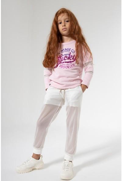 Colorinas Fileli Şort Pantolon