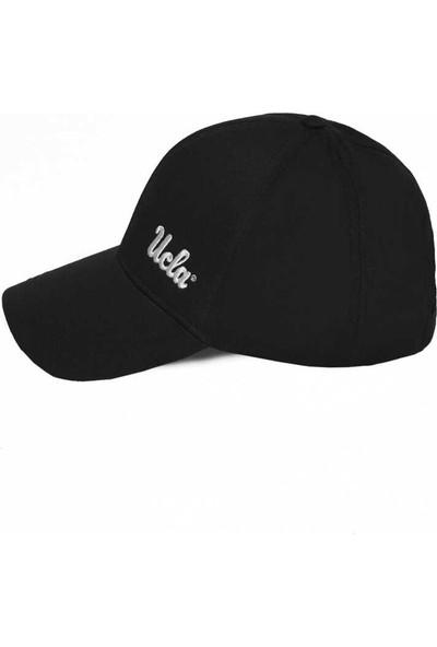 Ucla Jenner Siyah Baseball Cap Nakışlı Erkek Şapka Standart