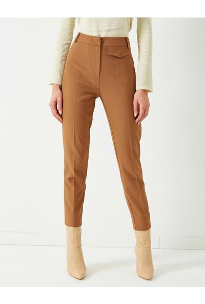Koton Kadın Genis Paça Kısa Pantolon