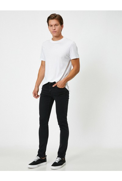 Koton Erkek Skinny Kot Pantolon