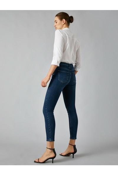 Koton Kadın Skinny Carmen Jean