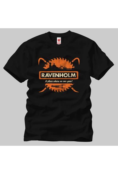 Crazy Half Life 2 Ravenholm Erkek Tişört
