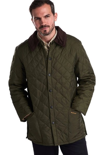 Barbour Liddesdale Kapitone Regular Fit OL91 Olive