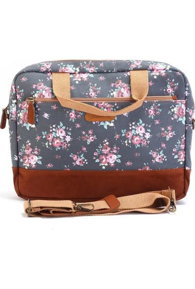 BloominBag Black Forest Laptop / Macbook Çantası (15.6 Inch)