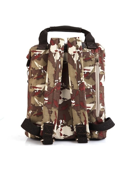 BloominBag Beany Camouflage Sırt Çantası