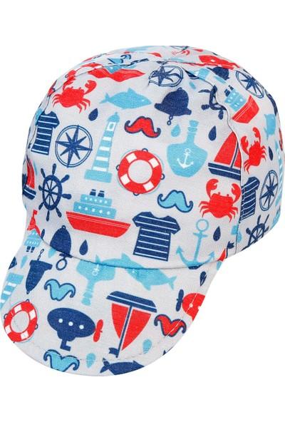 Civil Baby Erkek Bebek Şapka 0-18 Ay Gri