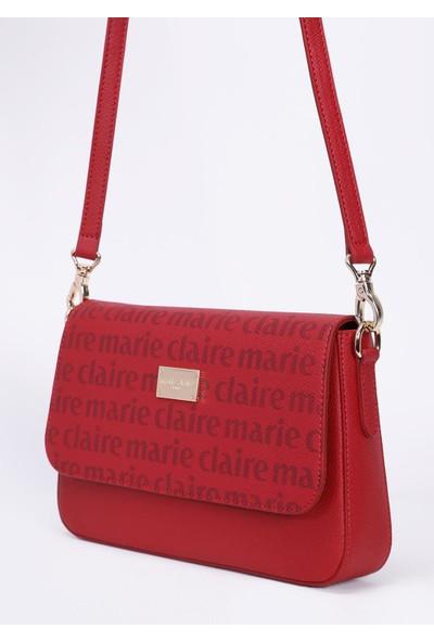 Marie Claire Bordo Kadın Postacı Çantası Della Mc212103032