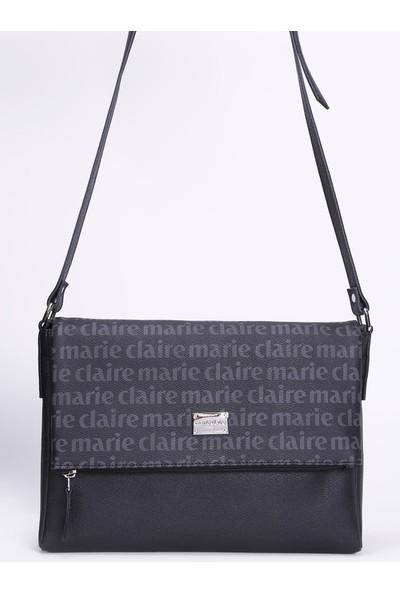 Marie Claire Siyah Kadın Postacı Çantası Bianca Mc212103097