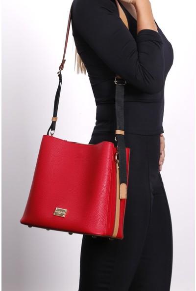 Marie Claire Kırmızı Kadın Postacı Çantası Serena Mc212103163