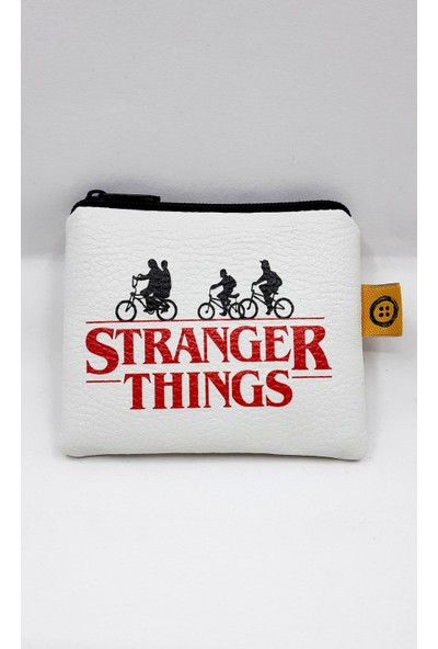 Muditashoptr Stranger Things Bozuk Para Cüzdanı