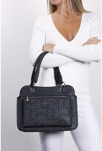 Marie Claire Siyah Kadın Omuz Çantası Saul MC212101135