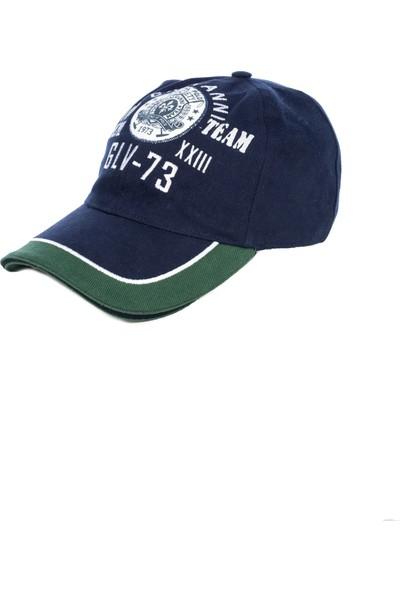 Galvanni Erkek Lacivert Şapka