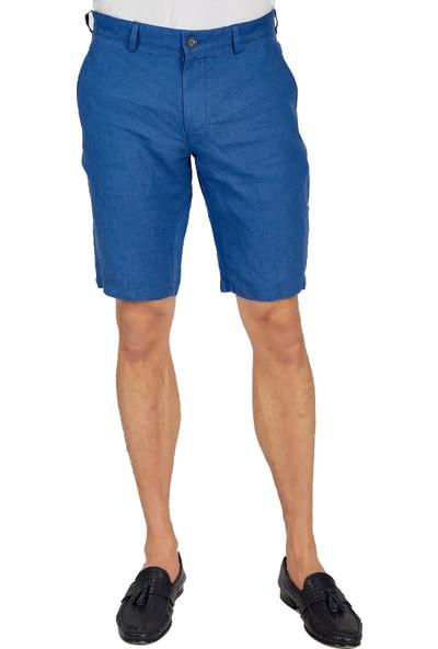 Galvanni Erkek Koyu Mavi Şort & Bermuda