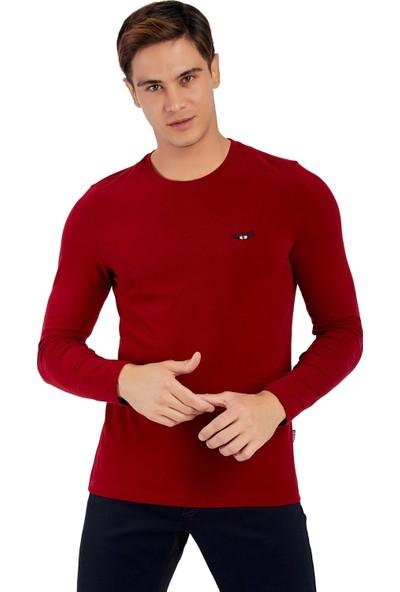 Galvanni Erkek Kırmızı T-Shirt