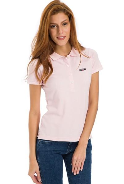 Galvanni Kadın Acık Pembe T-Shirt