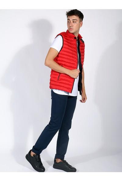Rodrigo Kırmızı Erkek Şişme Yelek