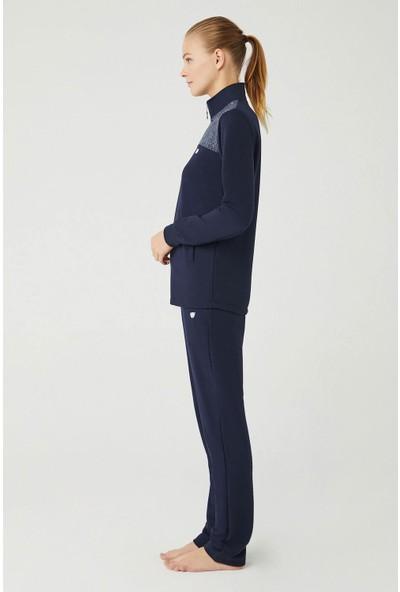 Mod Collection Kadın Lacivert Eşofman Takımı