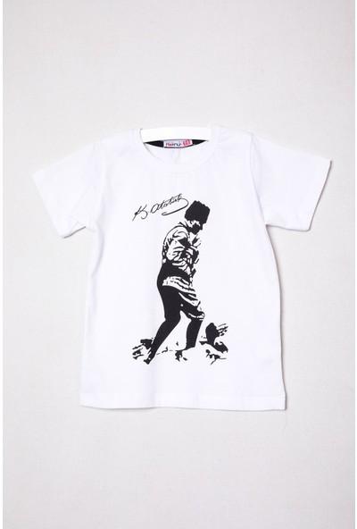 Epaavm Atatürk Baskılı T-Shirt