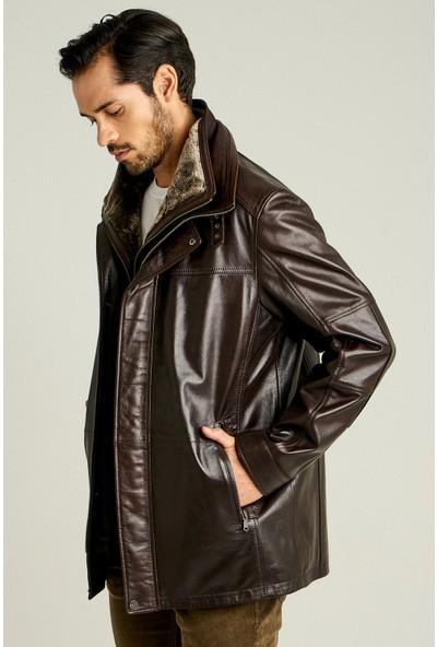 Derimod Eduardo Erkek Deri Ceket