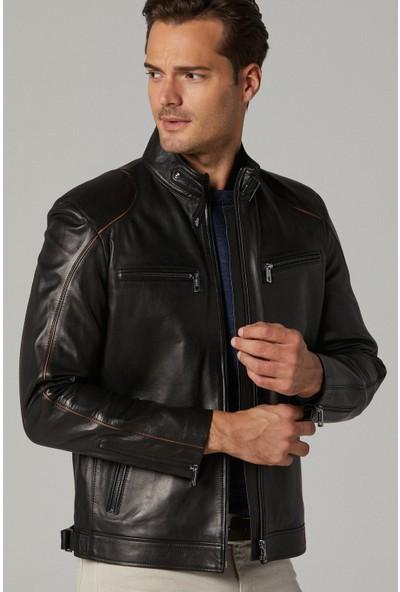 Derimod Cavani Erkek Deri Ceket