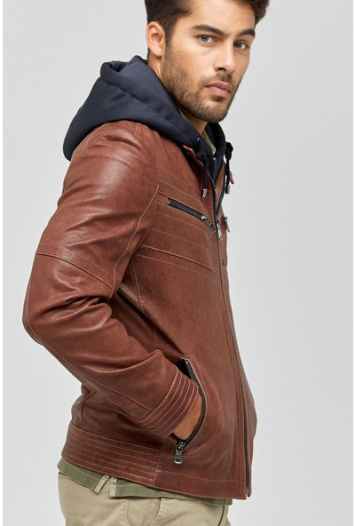Derimod Arizin Erkek Deri Ceket