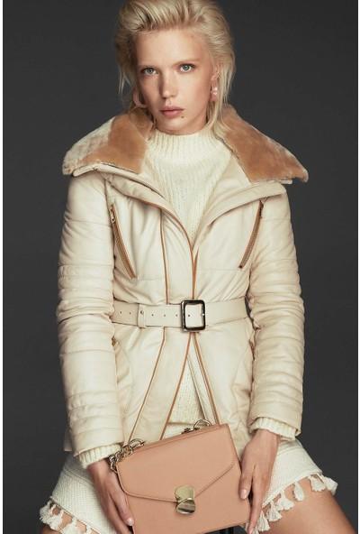 Derimod Dalida Kadın Deri Ceket