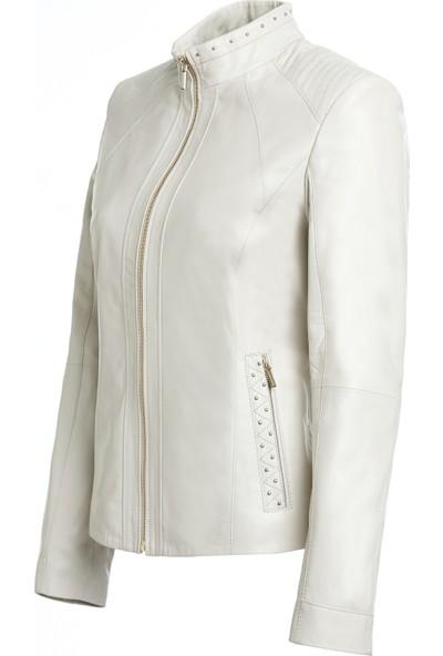 Derimod Grace Kadın Deri Ceket