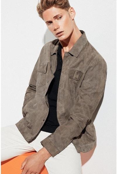 Derimod Modric Erkek Deri Ceket