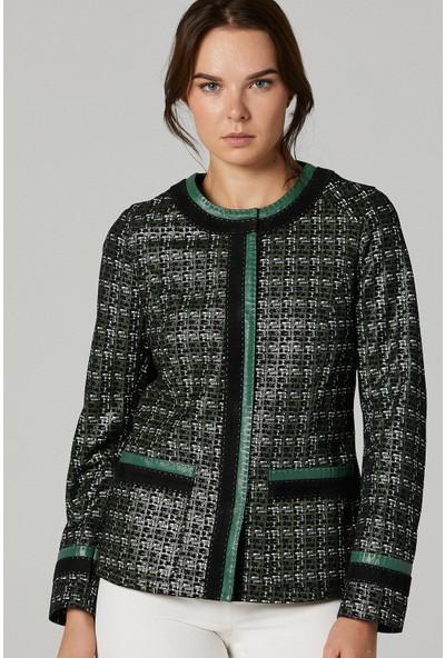 Derimod Portofino Kadın Deri Ceket