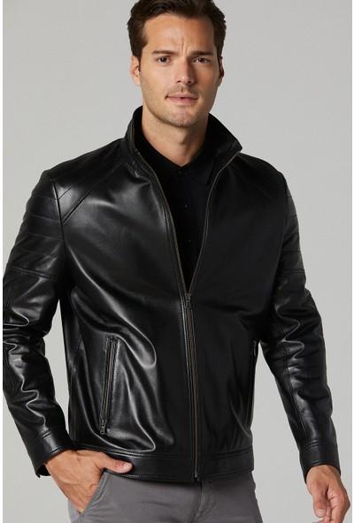 Derimod Tom Erkek Deri Ceket
