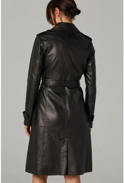 Derimod Carmen Kadın Deri Ceket