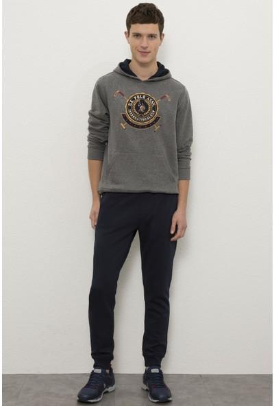 U.S. Polo Assn. Erkek Lacivert Örme Pantolon 50232119-VR033