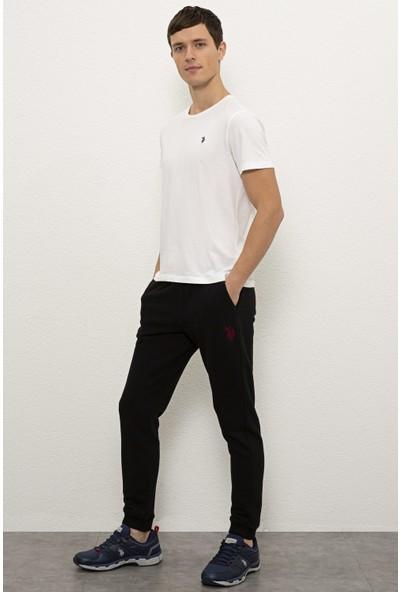 U.S. Polo Assn. Erkek Siyah Örme Pantolon 50232119-VR046