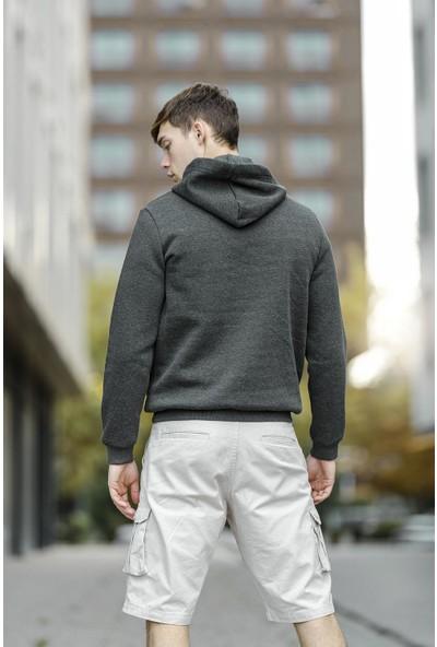 Oksit Coolcity Remember Pamuklu Polar Sweatshirt